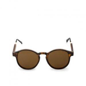 Óculos De Sol Redondo Frame Classic