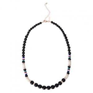 Colar Com Beads