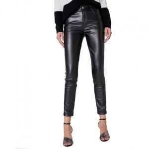 Calça Skinny Leather