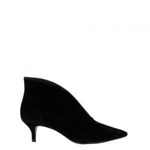 Ankle Boot Decote V