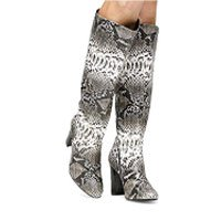 Bota Shoestock Cano Longo Cobra
