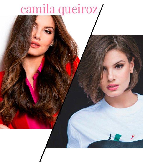 Camila Queiroz - cabelo - cabelos - verão - street-style