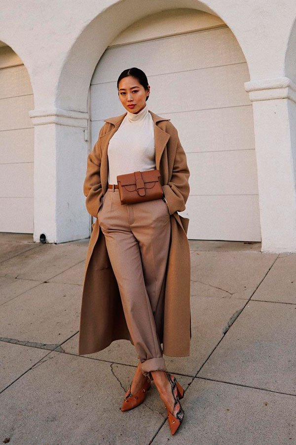 Aimee Song - look-bege - bege - outono - street-style