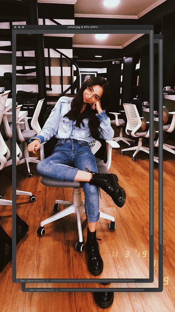 Giovana Marçon - coturno - coturno - outono - escritório
