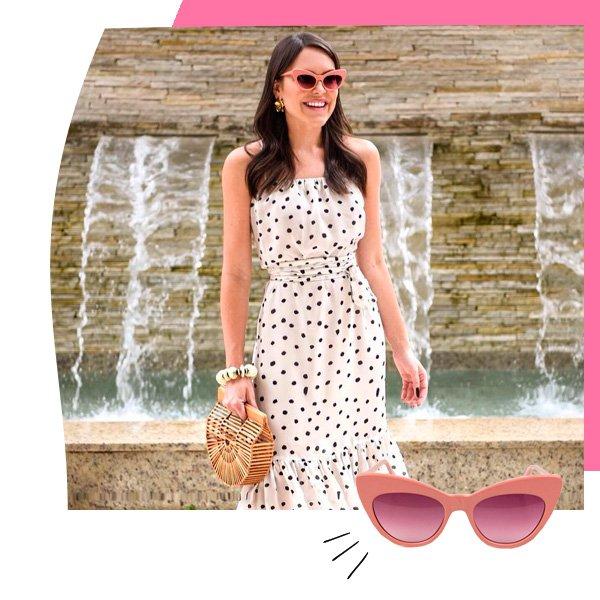 Lari Duarte - óculos de sol - gatinho - outono - street-style