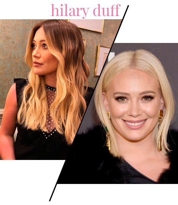 Hilary Duff - cabelo - cabelos - verão - street-style