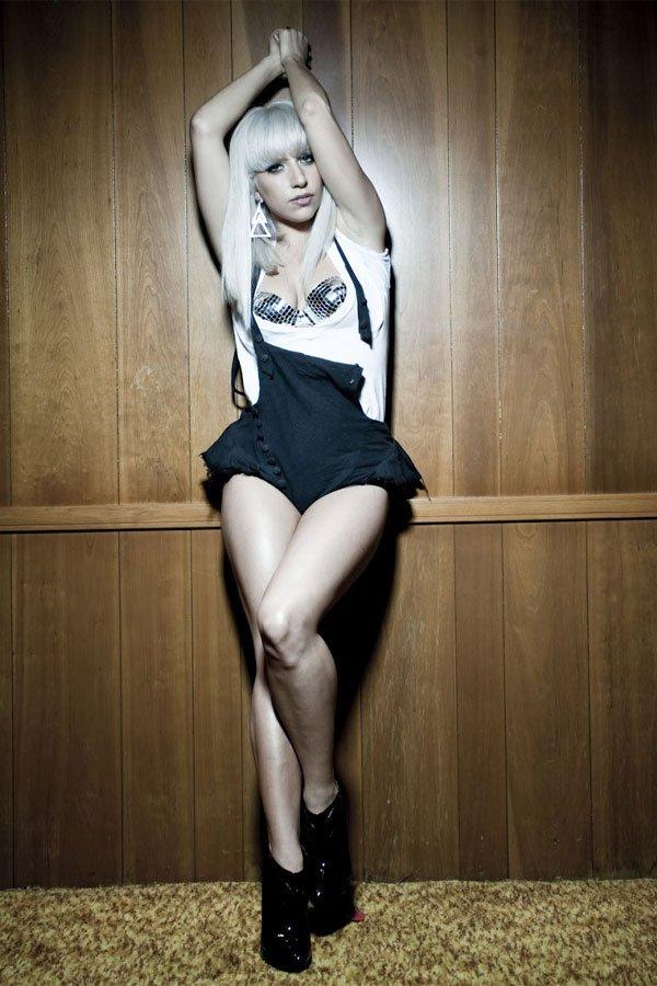 Lady Gaga - --- - just dance - verão - street style