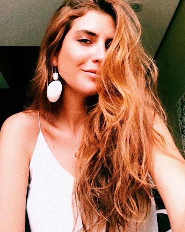 Manuela Bordasch  - cabelo - cabelos - verão - street-style