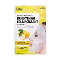 Kiss New York kit 2 Mascara Facial Algodão Limão (kfms06br)