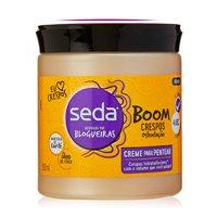 Creme para Pentear 500 ml Boom Crespos Unit, Seda