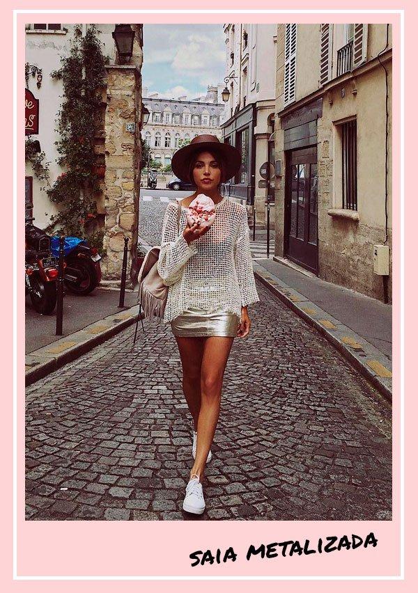 Negin Mirsalehi - minissaia-tenis - tênis - outono - street-style