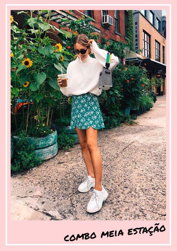 it-girl - minissaia-tenis - tênis - outono - street-style