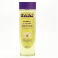 Nick & Vick, Nutri Shampoo Clareador, 300ml