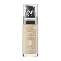 Revlon Colorstay Normal/Dry Skin Base Facial 24Horas 30ml - Natural Beige