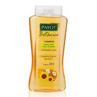 Shampoo Botânico Camomila, Girassol e Nutrimel, PAYOT, Amarelo Claro