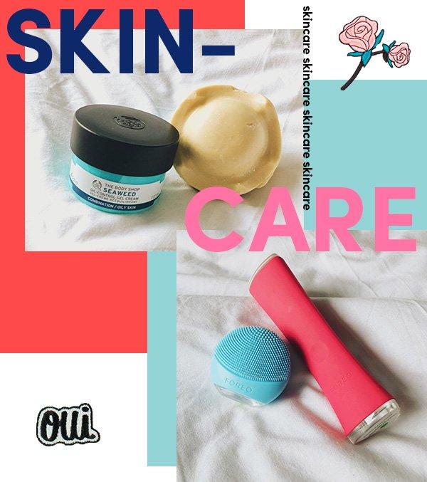skin - care - produtos - beleza - viagem