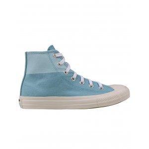 Tênis Converse Ct All Star Hi Azul Lavado