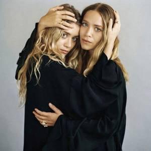 Em um mundo Kardashian porque eu prefiro as gêmeas Olsen