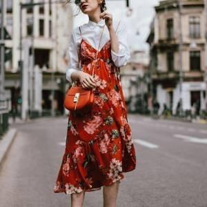 5 Looks de Meia Estação Com Vestido Para Se Inspirar