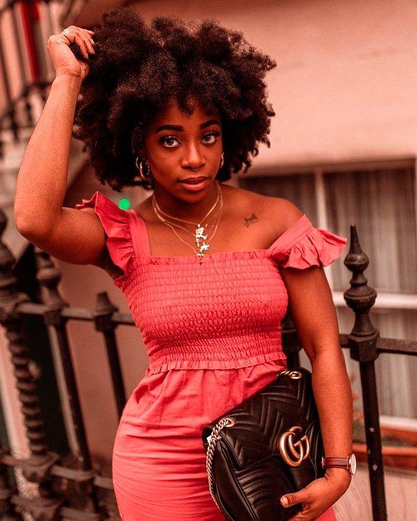 Uzy Nwachukwu - cabelo - cabelos - verão - street-style