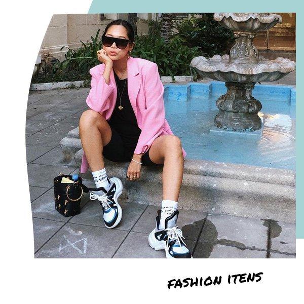 Aimee Song - blazer - blazer - verão - street-style