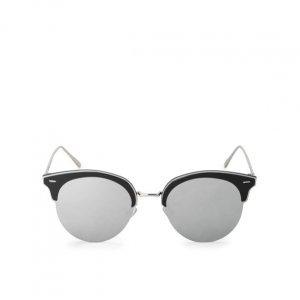 Óculos De Sol Gatinho Redondo