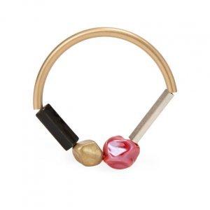 Bracelet Metal E Cerâmica
