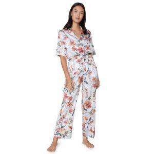 Conjunto Pijama Longo Cetim