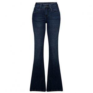 Calça Jeans Feminina Flare
