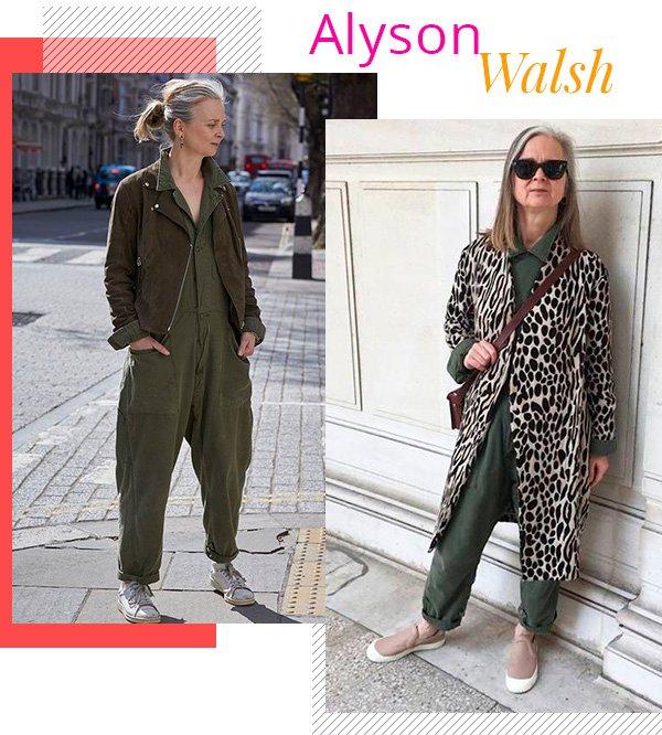 Alyson Walsh - fashion - estilo sem idade - over 50 - tendências