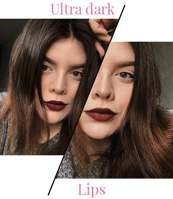 Carol Carlovich - batom vinho - beleza - inverno - beleza