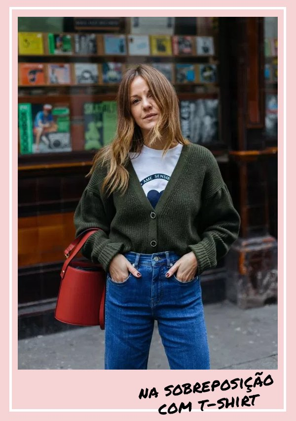 street style - cardigan - outono - inverno - looks