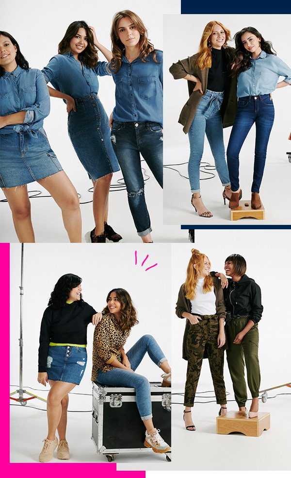 c&a - jeans - campanha - look - steal the look