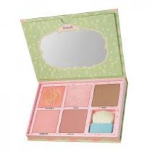 Paleta De Blushes Benefit Cheekleaders Pink Squad