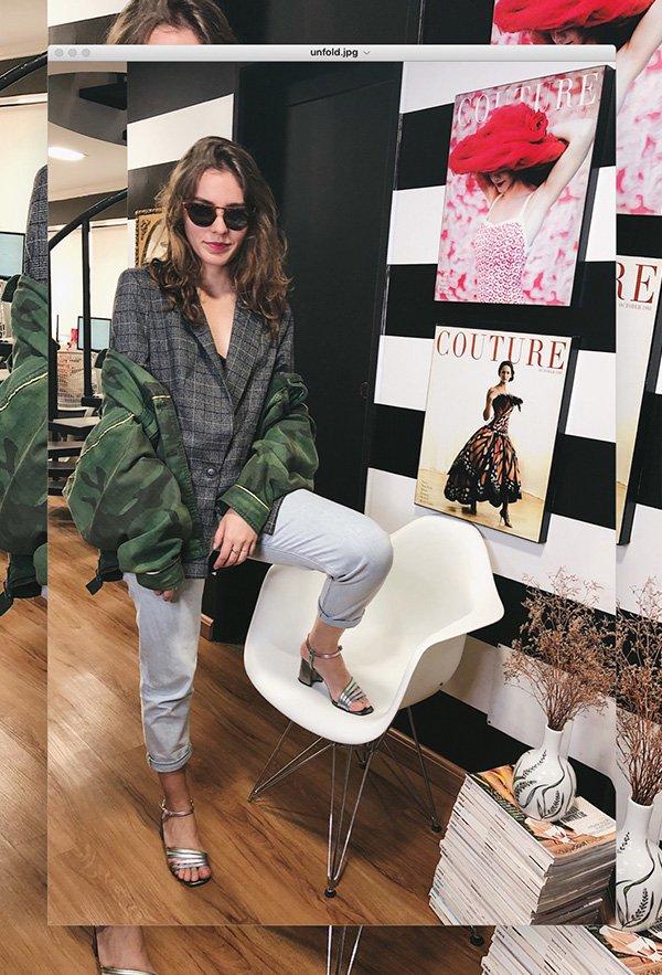 Isabella Aredes - blazer - blazer - outono - set