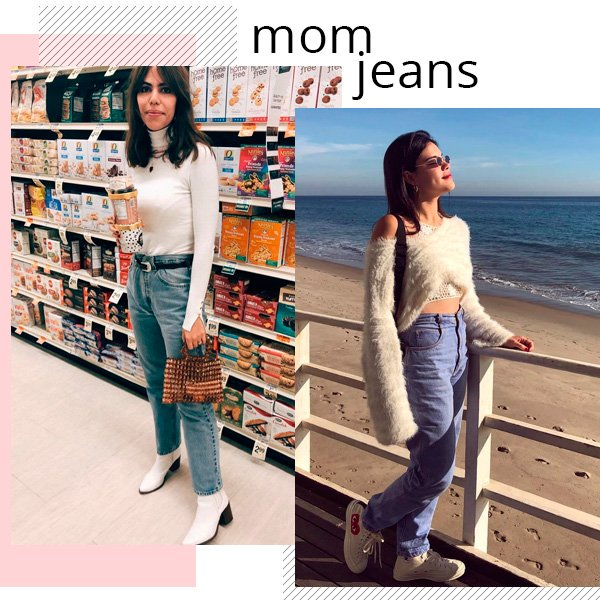 Catharina Dieterich, Beatriz Borges - mom-jeans - jeans - outono - street-style