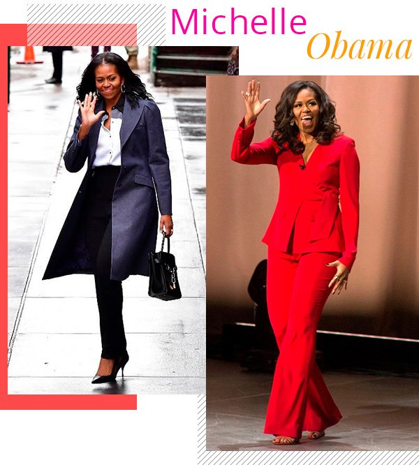 Michelle Obama - fashion - estilo sem idade - over 50 - tendências