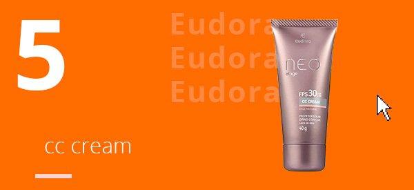 eudora - testados - aprovados - cc cream - manu bordasch
