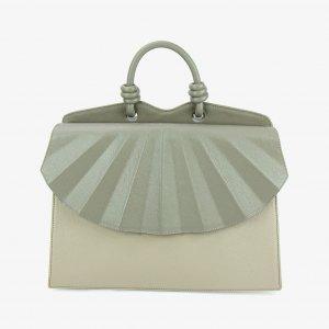 Handbag Hermosa Grey - U Cinza