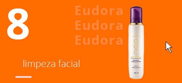 eudora - limpeza - testados - aprovados - manu bordasch