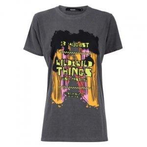T-Shirt Alongada Wild