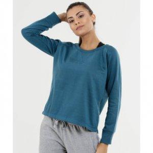 Blusão Feminino Moletom Fitness Marisa