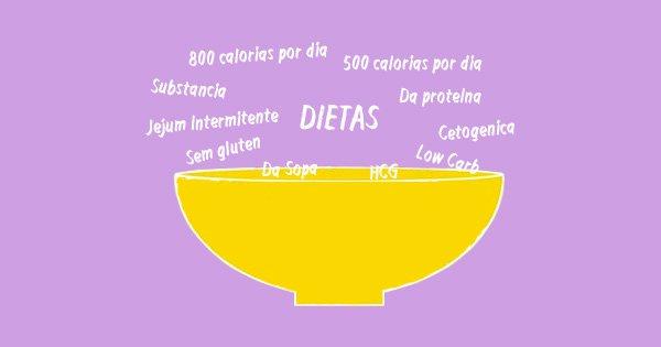 dietas - catha - comida - relato - precisamos falar