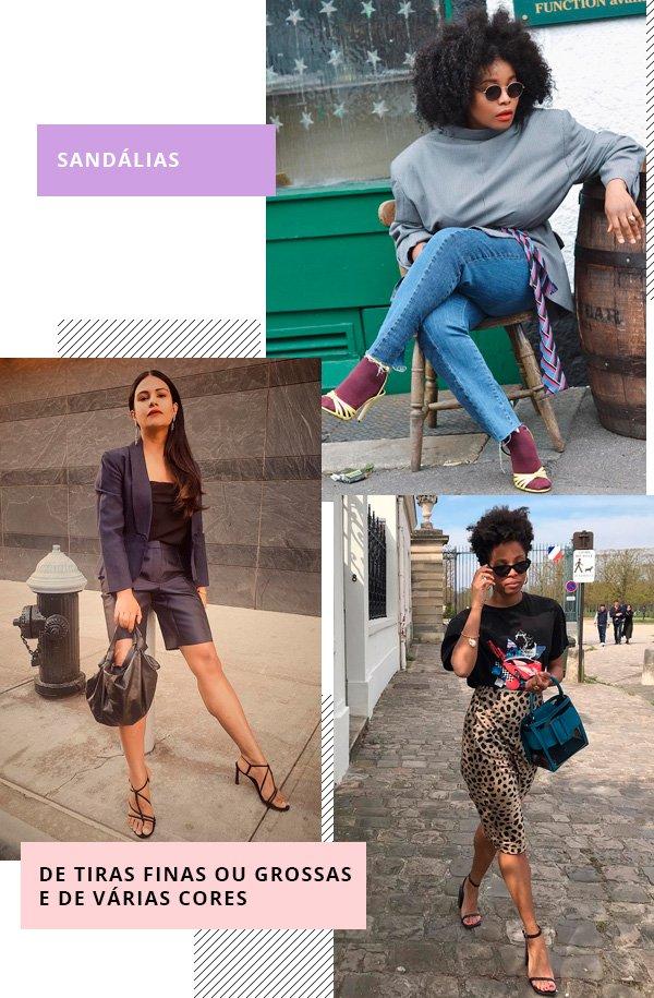 it-girl - sandália - sandália - outono - street-style