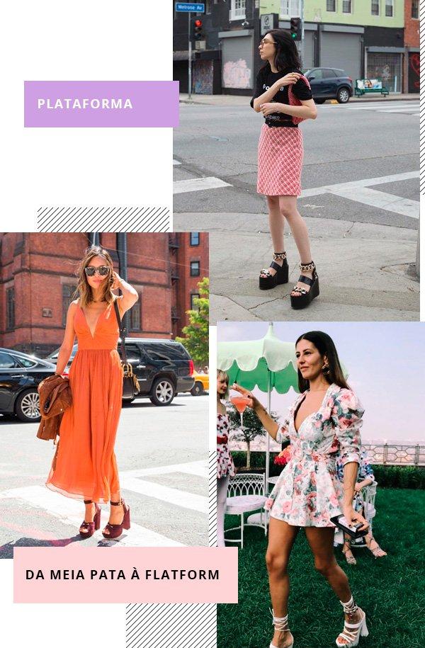 Frida Becker, Aimee Song, Gilda Ambrosio - plataforma - plataforma - outono - street-style