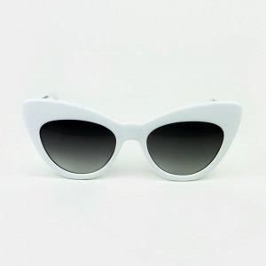 Óculos Solar Imaginária Luxo Branco - U Branco