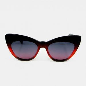 Óculos Solar Imaginária Luxo Vermelho - U Vermelho