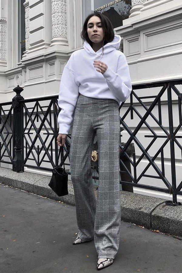 Lauren Caruso - moletom - moletom - inverno - street style