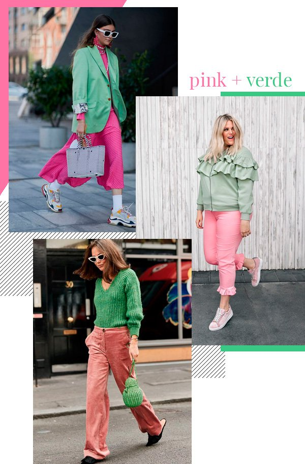 Alex Michael May - pink - pink - inverno - street-style