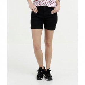 Short Feminino Jeans Cintura Média Marisa